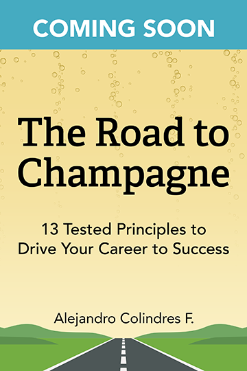 the road to champagne sample book cover